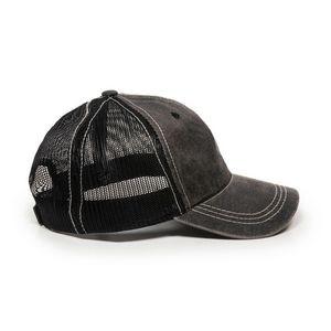 Pulse Green Fashion Adjustable Cotton Baseball Caps Trucker Driver Hat Outdoor Cap Black